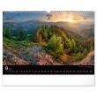 Nástěnný kalendář Magické Tatry 2021, 48 × 33 cm