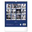 Nástěnný kalendář Men 2022, 30 × 34 cm