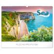 Wall calendar Sea 2020, 48 × 33 cm