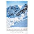 Nástěnný kalendář Národné parky Slovenska SK 2019, 33 x 46 cm