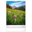 Nástěnný kalendář Národné parky Slovenska SK 2021, 33 × 46 cm