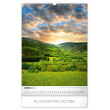 Nástěnný kalendář Národní parky Čech a Moravy 2020, 33 × 46 cm