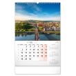 Nástěnný kalendář Naše Slovensko SK 2021, 33 × 46 cm
