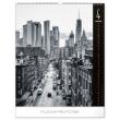 Nástěnný kalendář New York 2020, 48 × 56 cm