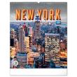 Nástěnný kalendář New York 2021, 48 × 56 cm
