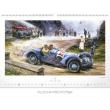 Nástěnný kalendář Oldtimers – Václav Zapadlík 2019, 62 x 42 cm