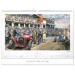 Nástěnný kalendář Oldtimers – Václav Zapadlík 2020, 62 × 42 cm