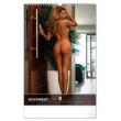 Nástěnný kalendář Playboy 2021, 33 × 46 cm