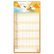 Wall calendar Family planner XXL – Frozen 2020, 33 × 64 cm