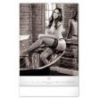 Nástěnný kalendář Romantic Girls – Martin Šebesta 2022, 33 × 46 cm