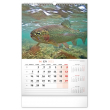 Nástěnný kalendář Rybársky SK 2021, 33 × 46 cm