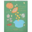 Nástěnný kalendář Seasons, Studio Tabletters 2019, 48 x 64 cm