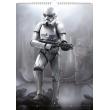 Nástěnný kalendář Star Wars – Plakáty 2019, 33 x 46 cm