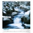 Nástěnný kalendář Šumava tajemná 2017, 30 x 34 cm
