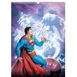 Nástěnný kalendář Superman – Plakáty 2019, 33 x 46 cm