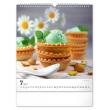 Nástěnný kalendář Sweet Home 2021, 30 × 34 cm