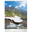 Nástěnný kalendář Tatry SK 2018, 33 x 46 cm