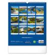 Nástěnný kalendář Vodní království  – české přehrady 2021, 30 × 34 cm