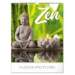 Nástěnný kalendář Zen 2020, 30 × 34 cm