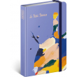 Notes Malý princ – Splash, linkovaný, 11 × 16 cm