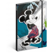 Notebook Mickey, lined, 13 × 21 cm