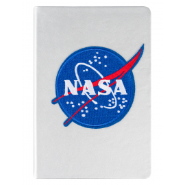 NASA Notebook Silver