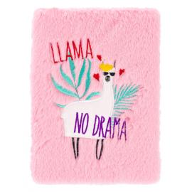 Notebook Fluffy Llama