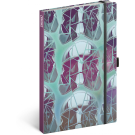 Notebook Star Wars, lined, 13 × 21 cm
