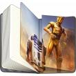 Notes Star Wars – Tie, linkovaný, 13 x 21 cm