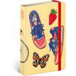 Notes Tenisky – Kateřina Kynclová, linkovaný, 11 × 16 cm
