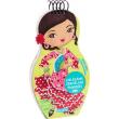 Oblékáme španělské panenky Ines - omalovánky