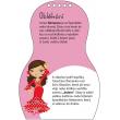 Obliekame španielske bábiky INES – Maľovanky