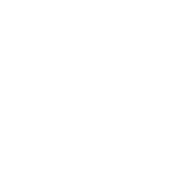 Pencil case etue Logo green