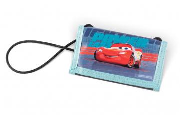 Peněženka se šnůrkou na krk Cars 3