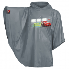 Raincoat poncho Cars 3