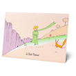 Plastic pocket with flap Malý princ (Le Petit Prince) – Planeta, A5