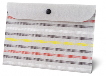 Plastic pocket with flap Minnie, A5