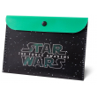 Plastic pocket with flap Star Wars, A5