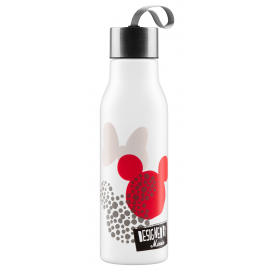 Plastic bottle Minnie, 600 ml