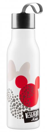 Plastová láhev Minnie, 600 ml