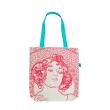 Plátěná taška Alfons Mucha – Ruby, Fresh Collection
