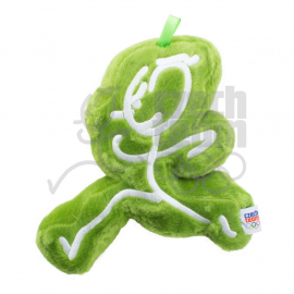 Plushtoy Czech team – Maskot Emil, green