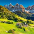 Poznámkový kalendář Alpy 2020, 30 × 30 cm