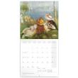 Poznámkový kalendář Auguste Renoir 2022, 30 × 30 cm
