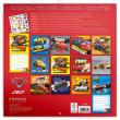 Poznámkový kalendář Auta 3 2021, s 50 samolepkami, 30 × 30 cm
