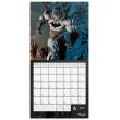 Poznámkový kalendář Batman 2019, 30 x 30 cm