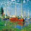 Poznámkový kalendář Claude Monet 2020, 30 × 30 cm