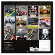 Poznámkový kalendář Formule – Jiří Křenek 2019, 30 x 30 cm