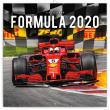 Poznámkový kalendář Formule – Jiří Křenek 2020, 30 × 30 cm