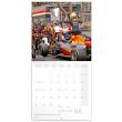 Poznámkový kalendář Formule – Jiří Křenek 2022, 30 × 30 cm
